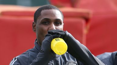 Man Utd relaxed over Ighalo
