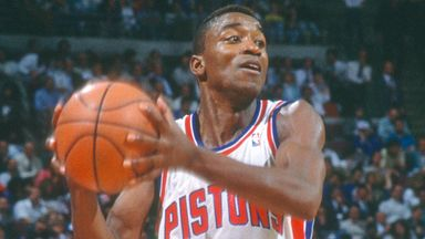 'Bad Boy' Pistons were 'mentally tough'