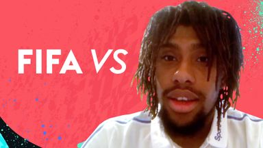 FIFA vs Alex Iwobi