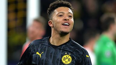 Man Utd close to agreeing Sancho personal terms