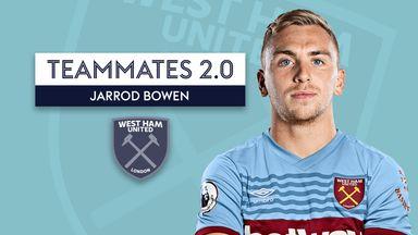 Teammates 2.0: Jarrod Bowen