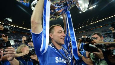Lampard on Terry full kit: He can wear what he wants!