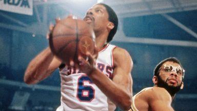 NBA Retro: Dr J's astounding reverse lay-up