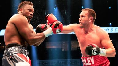 'Pulev's coming for you, AJ'