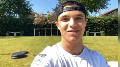 F1 Cribs: What's Lando Norris' home like?