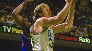 NBA Retro: Bird's brilliance downs Knicks