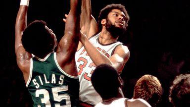 NBA Retro: Kareem leads Bucks to opening win