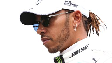 Croft: Hamilton is a role model
