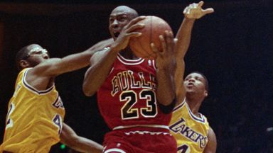 NBA Retro: MJ inspires Bulls to first title