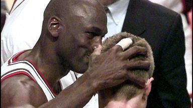 Heatcheck: Was MJ too tough on his teammates?