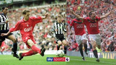 Michael Owen's greatest Premier League goals