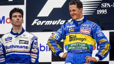 Hill revises Schumacher controversy opinion