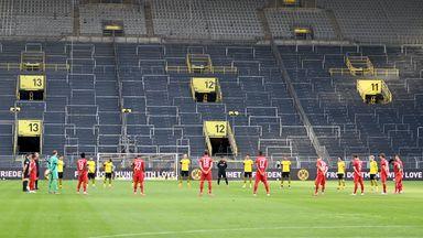 Dortmund boss Favre: We miss our fans