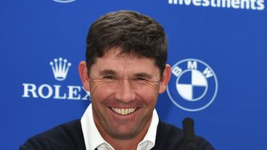 Harrington: Ryder Cup is about the atmosphere