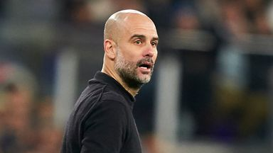 Goater: Guardiola will be targeting second
