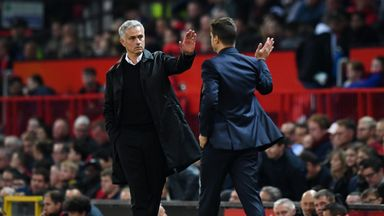 Poch: Mourinho a very good friend