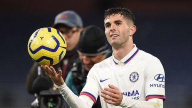 Pulisic's Chelsea goal quiz