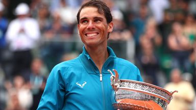 Leconte: Nadal still favourite for French Open