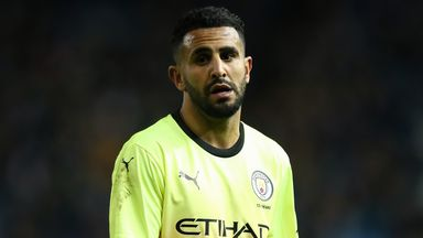 Mahrez admits initial City struggles