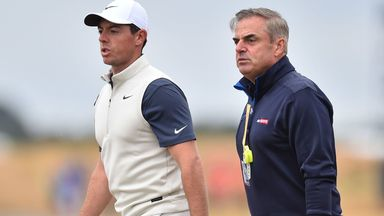 McGinley: It's about more than just crowds, Rory