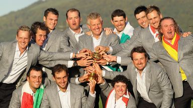 Ryder Cup 2010 Watchalong on Sky Sports