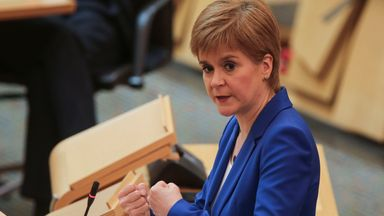 Sturgeon's warning to clubs and players