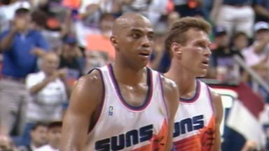 NBA Retro: Brilliant Barkley sinks SuperSonics