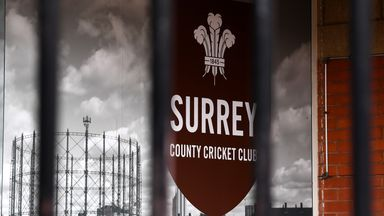 Surrey eager to host internationals