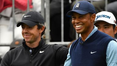 McGinley: Tiger return will inspire Rory