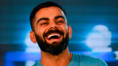 Pep planning cricket trip after meeting Kohli