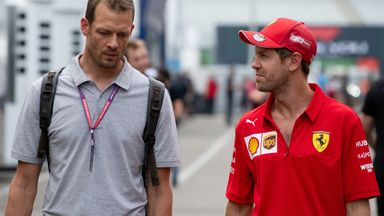 Wurz: Vettel may be 'burnt out' from Ferrari