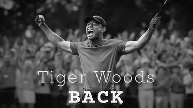 Tiger Woods: Back
