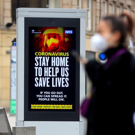 How the PM's coronavirus slogans have changed