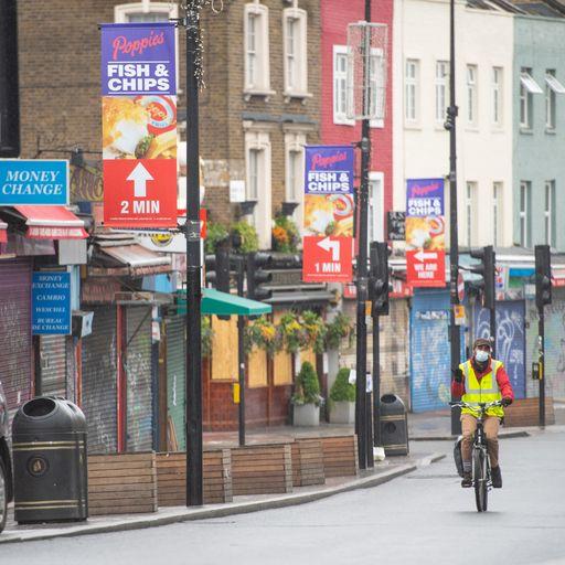 Coronavirus lockdown: Which shops will open next month?
