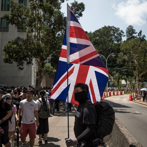 New security laws for Hong Kong could cause 'potential significant rift' between UK and China