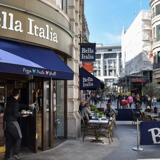 Cafe Rouge and Bella Italia owner cuts 1,900 jobs