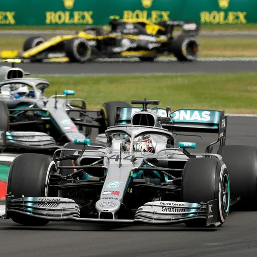 Two Formula One races will go ahead at Silverstone this summer