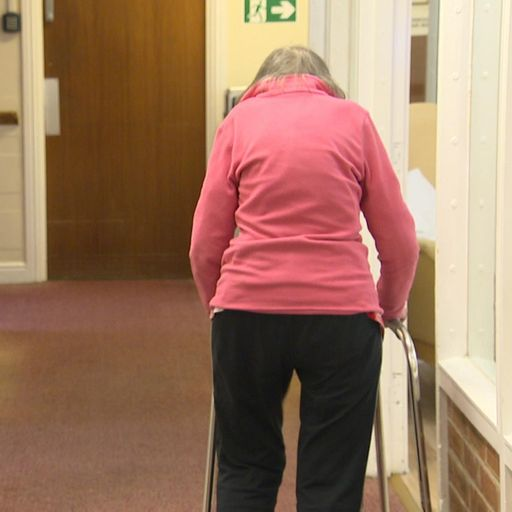 Care homes 'almost compelled' to take people who may have COVID-19