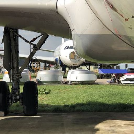 Airlines parking planes at smaller airports to save on storage costs
