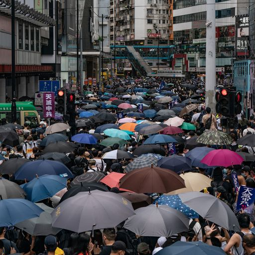 Hong Kong's long-enviable position as the gateway to the West is in doubt