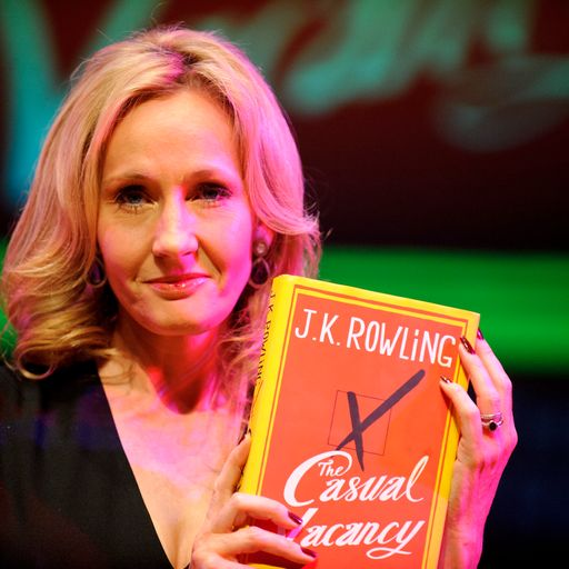 JK Rowling faces online backlash over 'anti-trans comments'