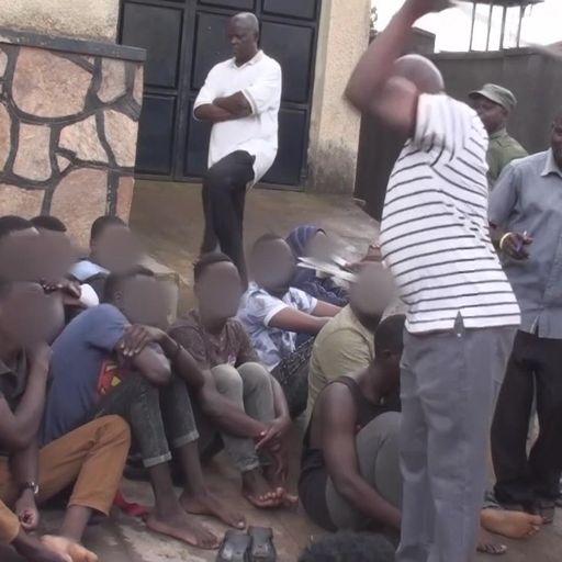Uganda using coronavirus laws to target marginalised LGBT groups