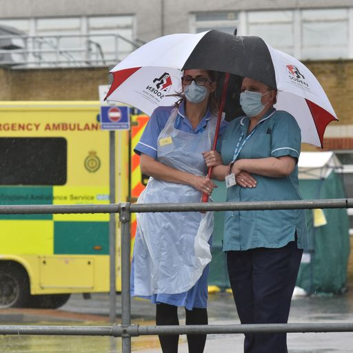 The healthcare workers who lost their lives trying to save others