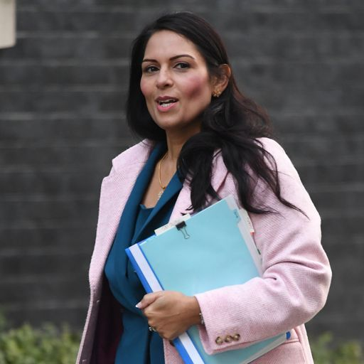 Priti Patel says she will 'not be silenced' after Labour MPs accuse her of 'gaslighting'