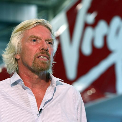 Virgin Atlantic puts advisers on standby