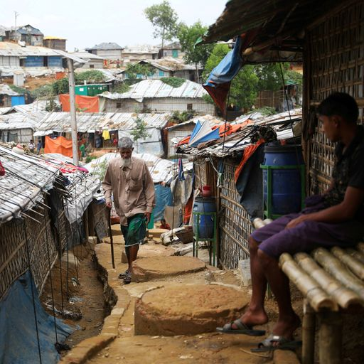 Fears of humanitarian disaster as COVID-19 reaches Rohingya refugee camp