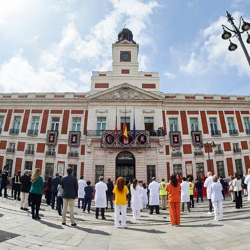 Coronavirus: Spain begins its journey back to 'normal' - as lockdown measures are eased