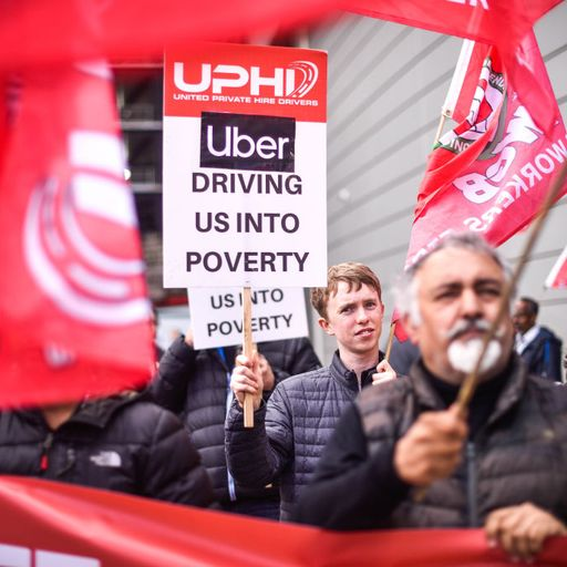 Uber axes 3,700 jobs as pandemic hits ride-hailing numbers