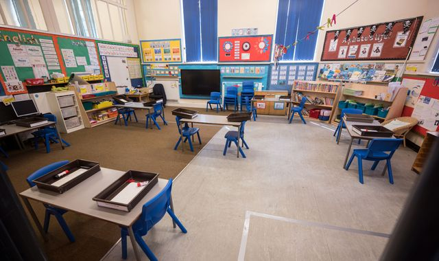 Coronavirus: Effective track and trace strategy needed as schools reopen, ministers were told
