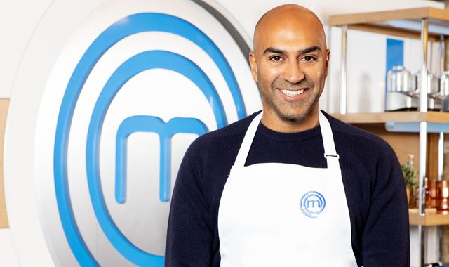Celebrity MasterChef to feature its first-ever blind contestant Amar Latif